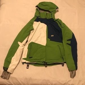EUC Helly Hansen Ski & Snowboard Jacket Medium